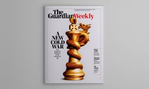 The cover of the Guardian Weekly 26 June edition.