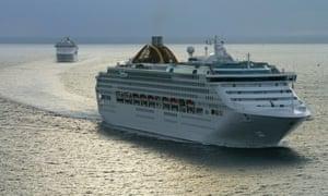 The case involved drugs smuggled aboard the cruise ship Sea Princess.