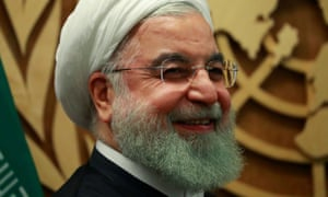 Hassan Rouhani at the United Nations
