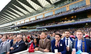 Ascot can expect another impressive crowd this year.