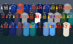 online store 47573 ee4eb MLB's nickname gimmick won't solve baseball's mounting age ...