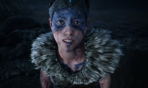 'A complex and thought-provoking masterpiece': Hellblade: Senua's Sacrifice.