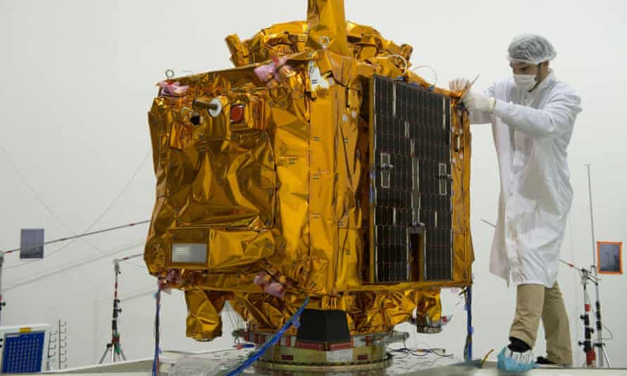 Microscope mission being prepared for launch