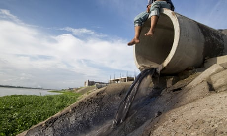 What's in our water? Report warns of growing 'invisible' crisis of pollution