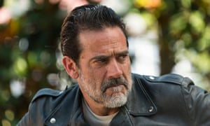'You see this? This is the kind of thing that just tickles my balls' … Negan, one of TV's most cruel and compelling villains.