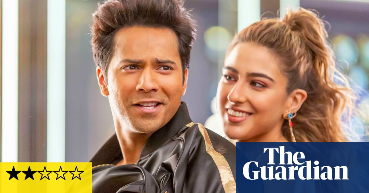 Coolie No 1 review – David Dhawans comedy remake is bigger but not better