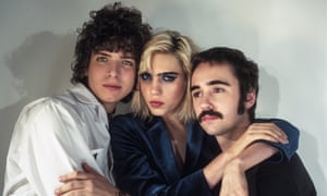Nostalgia and growing unease … Sunflower Bean.