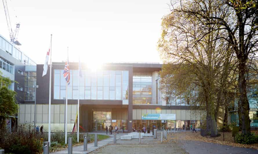 Campus centre, Luton.