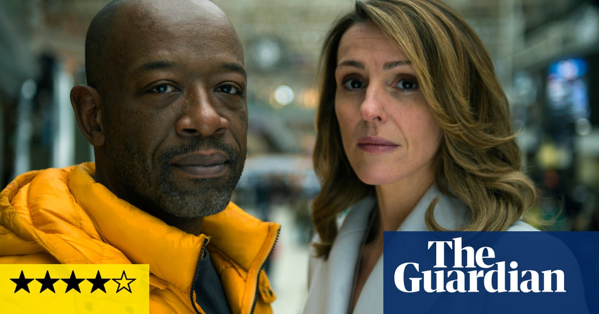 3494758da64 Save Me review – Suranne Jones shines as a grief-stricken mother in a  complex mystery
