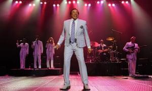 Motown veteran Smokey Robinson is to executive produce the Netflix show.