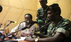 Godefroid Niyombare Burundi