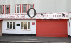 Leyton Orient ground