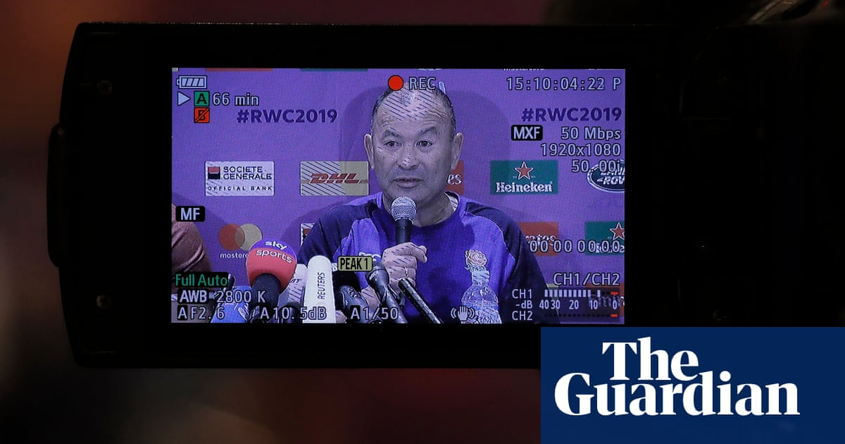 Less might be more for England as Eddie Jones savours final week