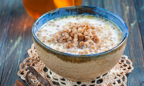 Super bowl: eight delicious ways to make porridge – without using oats
