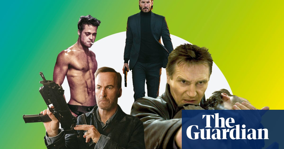 Toxic masculinity: are violent films such as Nobody a warning or a celebration?