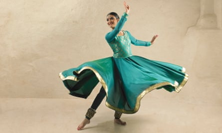When Vidya Patel was four or five, a teacher came from India to teach kathak.