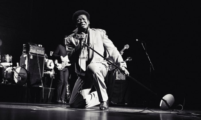 Charles Bradley: 'He made it look easy because he was a