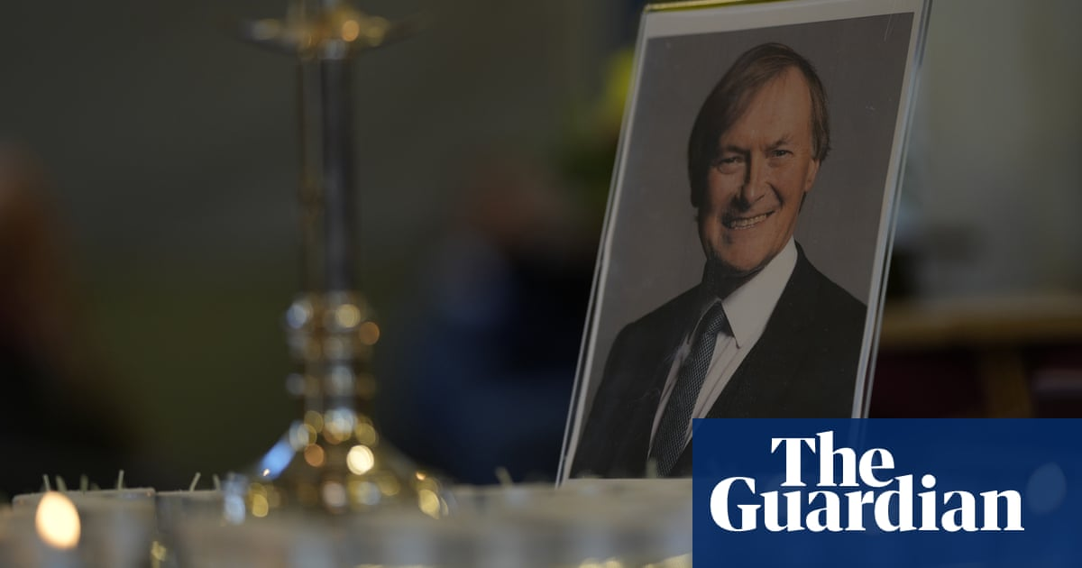 PM to lead Commons tributes to David Amess as family call for unity