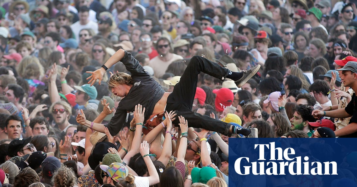 Music festivals will have to be licensed in NSW following drug