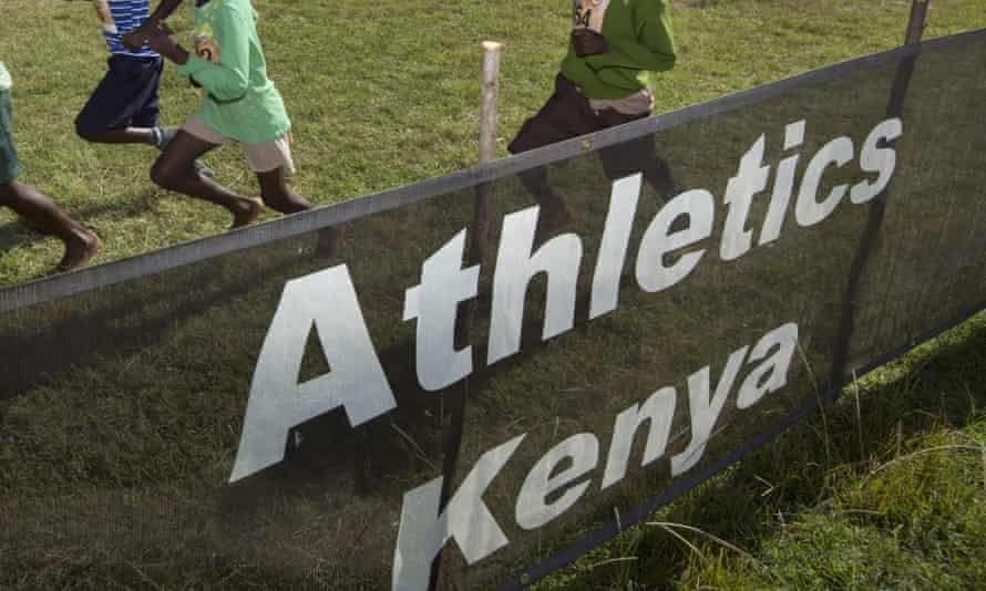 Kenya athletics