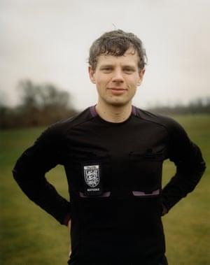 Chris Yates, Referee, British