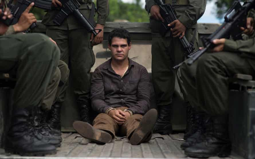 Opium-fuelled ultraviolence in a failed war on drugs … El Chapo.