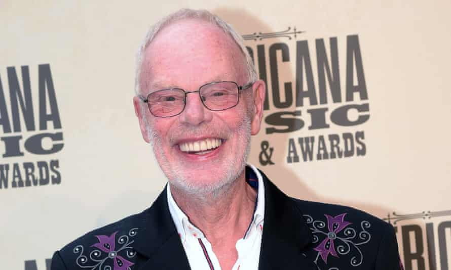 BBC Radio 2's Bob Harris pictured at the Americana Music Association Honors and Awards show, Nashville, 17 September 2014.