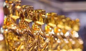 Oscars Statuettes.