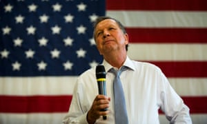 John Kasich: 'Most of the people have been upset with him, and then endorse him and then they get upset with him. I just have not operated that way.'