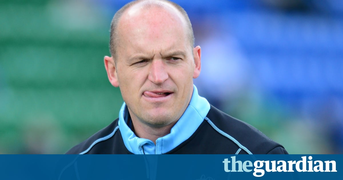 Gregor Townsend turns down Lions to lead Scotland in Australia