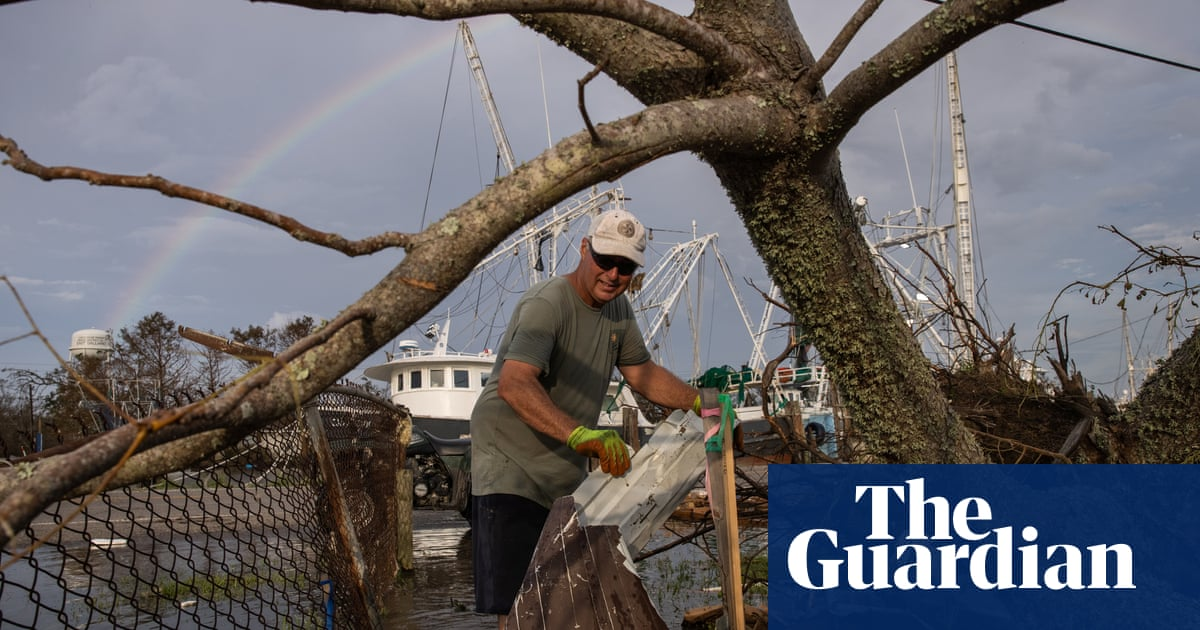 Weather disasters 'stronger and more frequent than in 1970s'