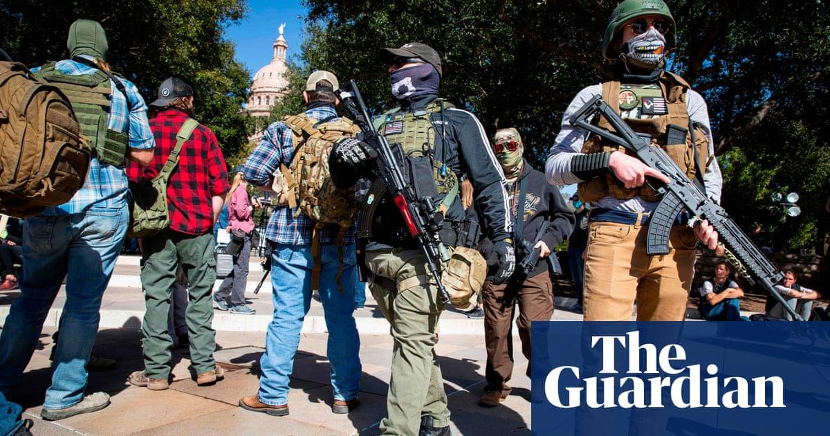 White supremacist propaganda nearly doubled in US in 2020
