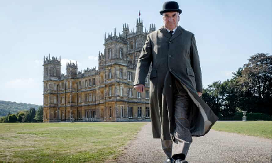 Jim Carter stars as Carson in the Downton Abbey movie