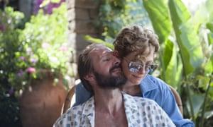 Ralph Fiennes Tilda Swinton Bigger Splash