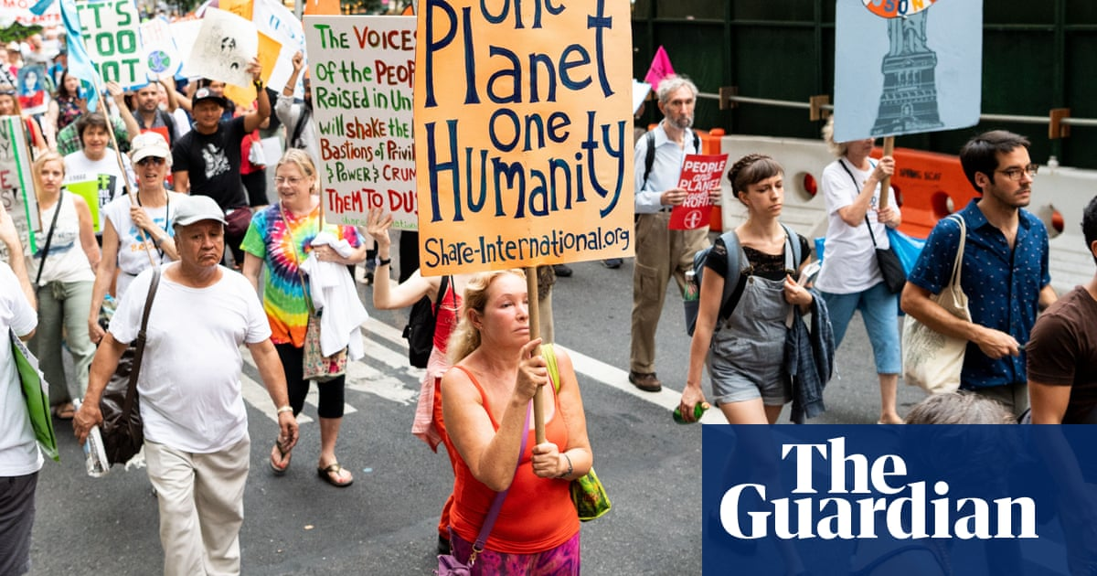 Rise for Climate: thousands to march across US to protest environment crisis
