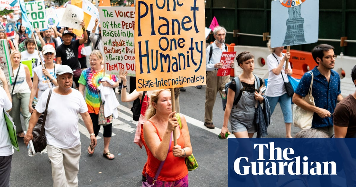 Hundreds of thousands expected to join global climate marches this weekend