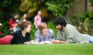 Students from Oxford University