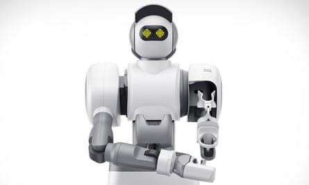 The Aeolus robot.