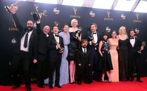 Cast & crew of Game of Thrones