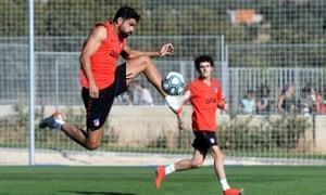 Diego Costa: Premier League-bound?