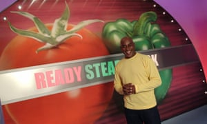 Back on the menu ... Ainsley Harriott hosting Ready Steady Cook, which returns later this year.