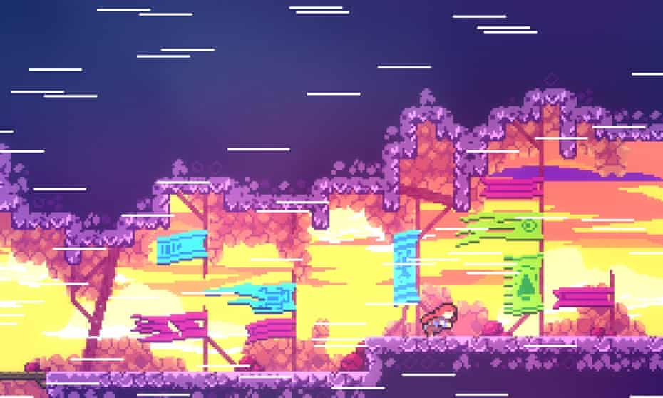 Fiendish in the extreme … Celeste.