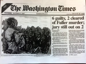 The Catherine Fuller Case Eight Young Men And The Murder