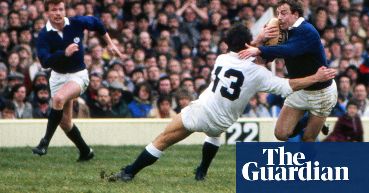Scottish rugby great Roy Laidlaw opens up on his Alzheimer's diagnosis