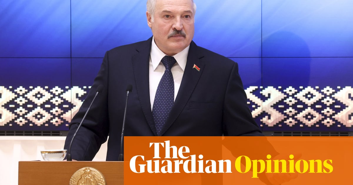 Is Alexander Lukashenko trying out the 'madman' theory of foreign policy?