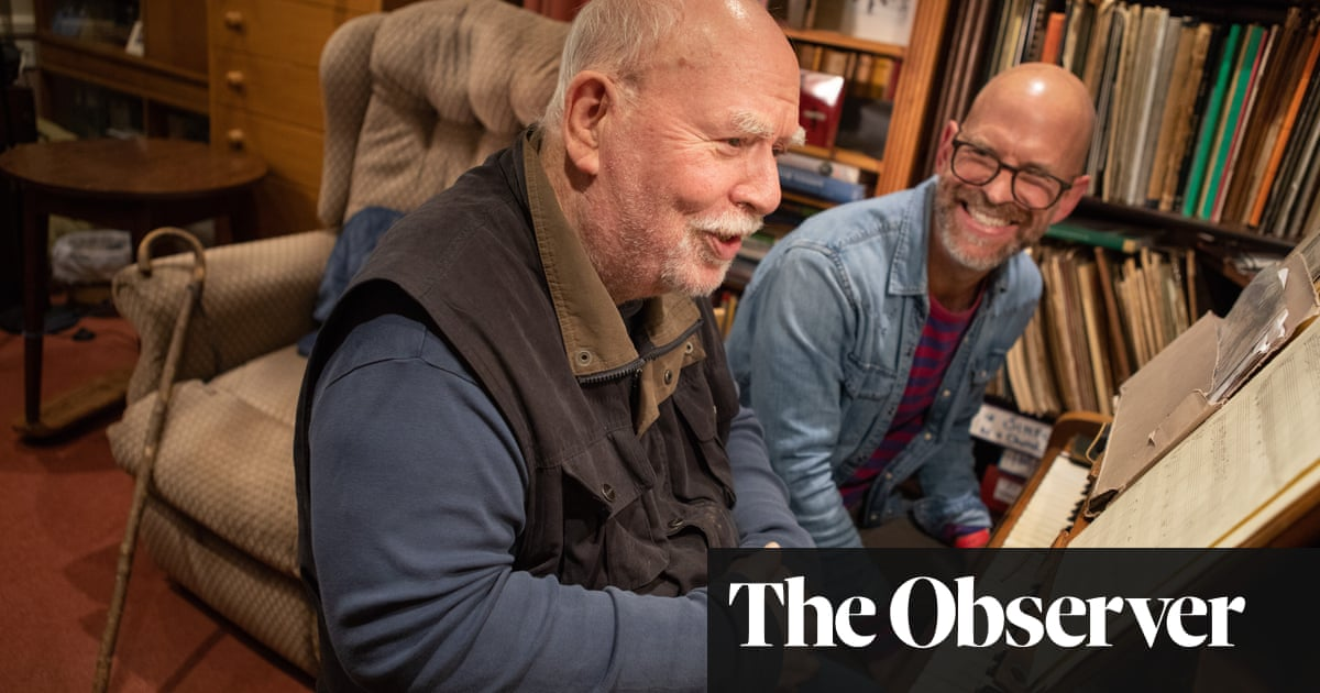 I didnt expect a fuss: How a composer with dementia got to No 1