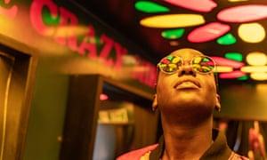 Ncuti Gatwa in Sex Education