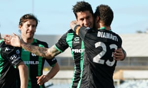 Panagiotis Kone and Alessandro Diamanti for Western United