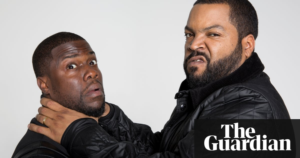 ice cube and kevin hart hollywood is realising that black people go to movies film the. Black Bedroom Furniture Sets. Home Design Ideas