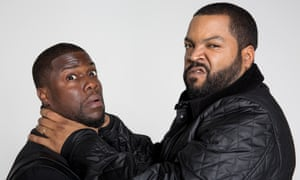 Ice Cube And Kevin Hart Hollywood Is Realising That Black